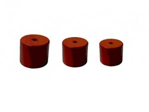 AlNiCo Magnet Cylinder Steel Pot (Internal Thread)