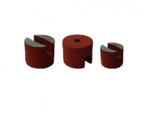 AlNiCo Magnet Grooved Cylinder Steel Pot