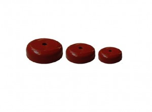 AlNiCo Magnet Flat Steel Pot